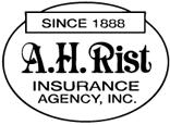 A. H. Rist Logo